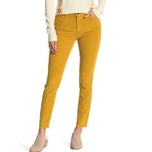 NWT Free People Skinny Corduroy Jeans